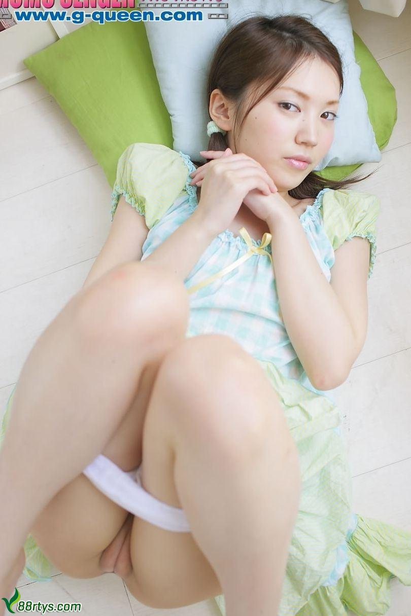 日本美女清凉美鲍人体图